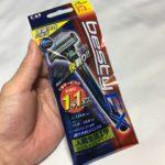 100均でも買える貝印のT字カミソリ「ベスティーEX」をレビュー!2枚刃とは思えない剃り味!
